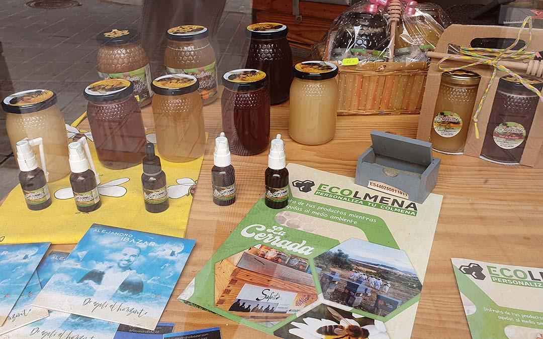 Productos de Miel La Cerrada./ Comarca Andorra - Sierra de Arcos