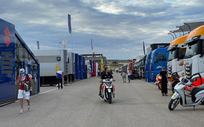 El Gran Premio llena el Bajo Aragón y Dorna asegura su continuidad