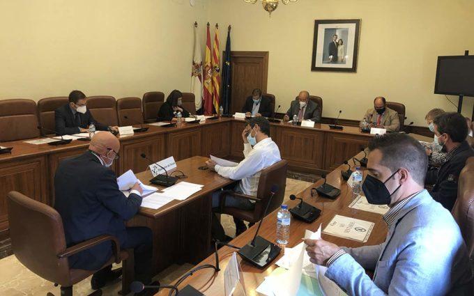 La DPT pagará a los ayuntamientos las ayudas estatales por las consecuencias de Gloria a partir de octubre