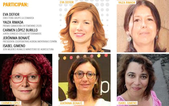 Expertas en desarrollo rural y mujer debaten en una jornada virtual