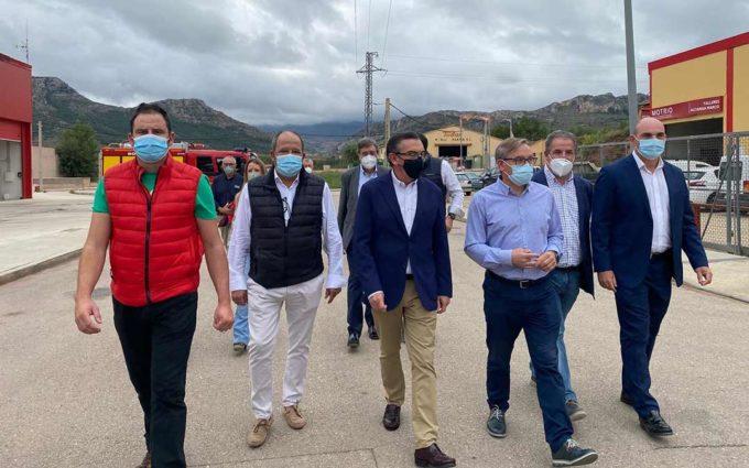 """El PP denuncia en Cuencas Mineras """"olvido y falta de gestión"""" y reclama el Convenio de Transición Justa"""