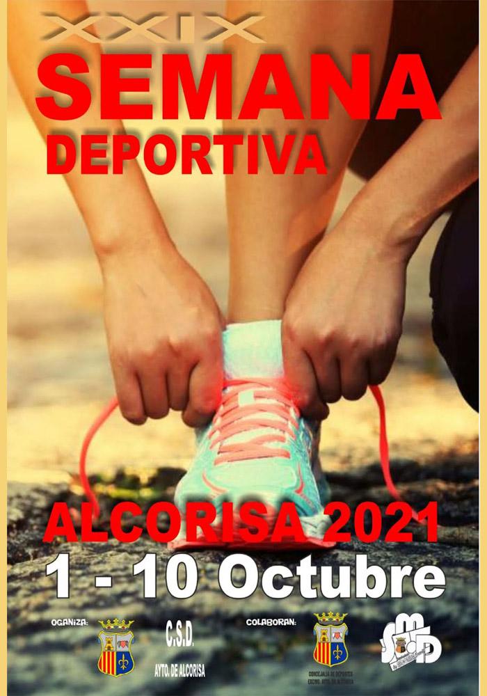 'XXIX Semana Deportiva' de Alcorisa