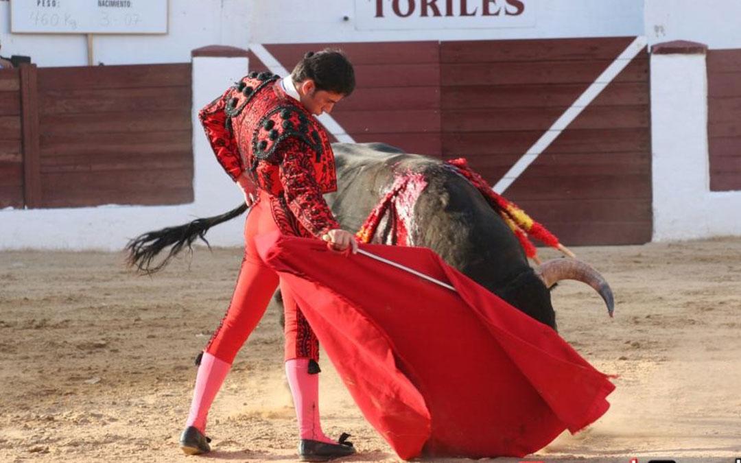 El torero Imanol Sánchez estará el día 18 de septiembre en Andorra./ L.C.