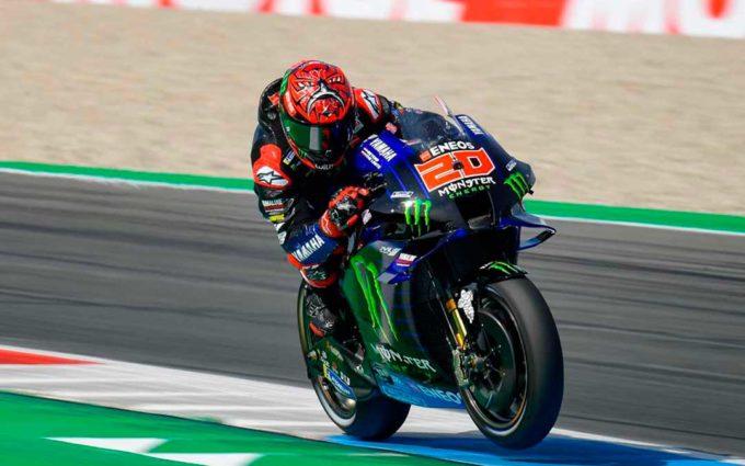 MotoGP llega a Motorland con Quartararo como líder