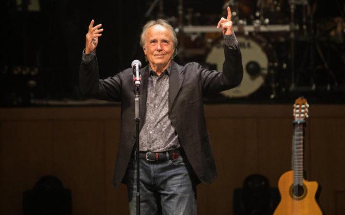 Joaquín Carbonell sonó como nunca en su propia voz y en la ajena en la sala Mozart