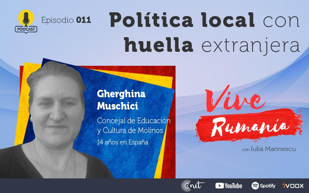 Vive Rumanía. Política local con huella extranjera.