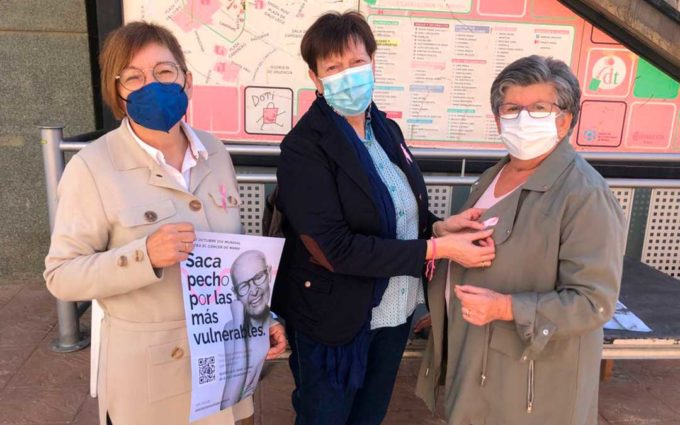Cada año se diagnostican unos 800 nuevos casos de cáncer de mama en Aragón