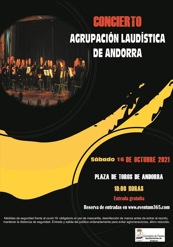 Concierto Agrupación Laudística de Andorra