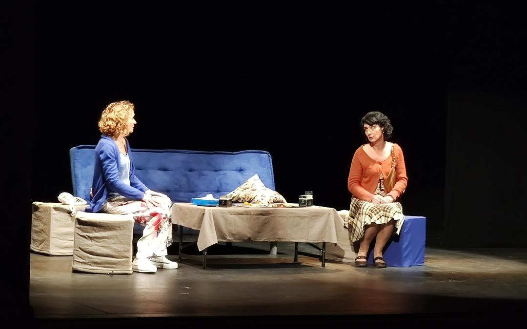 Nieves y Rosi son los personajes protagonistas de 'Ni Ni Ni Ro'. / A. Gracia