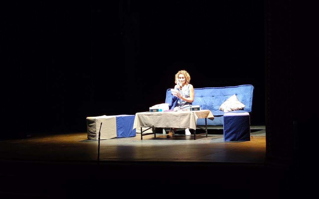 Nieves y Rocío son los personajes protagonistas de 'Ni Ni Ni Ro'. / A. Gracia