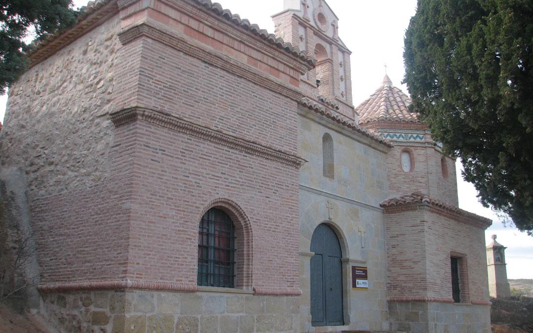 Imagen de archivo de la ermita del Calvario de Alcorisa. / L.C.