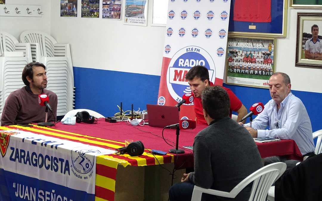 Programa especial con Radio Marca Zaragoza. / Ayto. Alcorisa