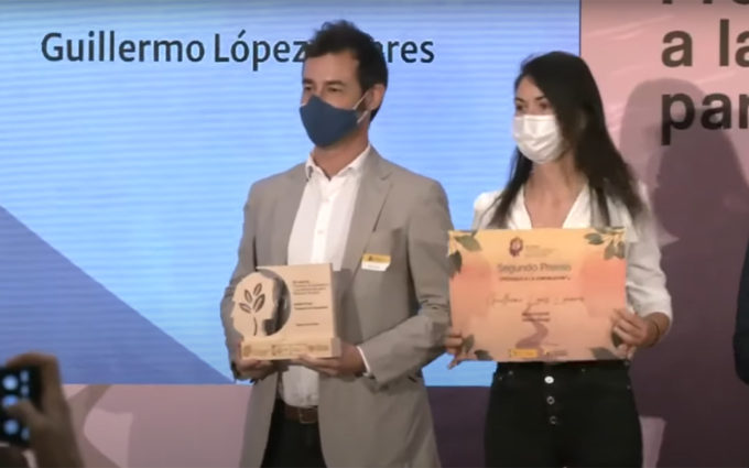 Annabel Roda: «Este premio reconoce el esfuerzo silenciado de las mujeres rurales»