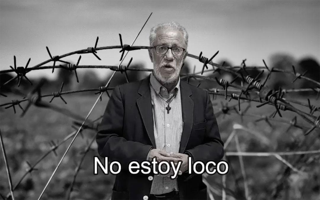 Uno de los mensajes que recoge el vídeo de ASAPME Bajo Aragón./