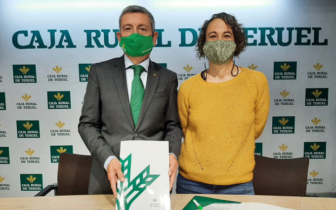 Continúa la colaboración entre Caja Rural de Teruel y el Colegio Oficial de Arquitectos