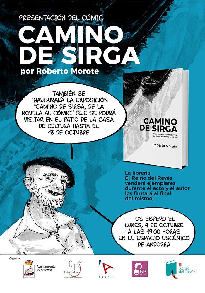 Exposición 'Camino de Sirga' en Andorra