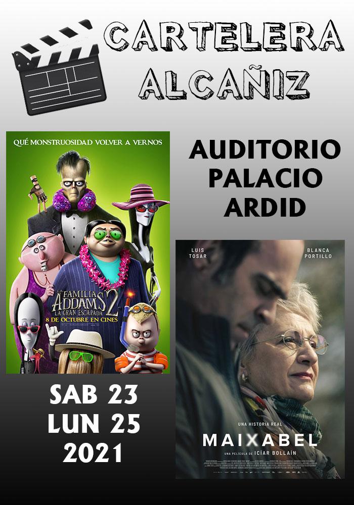 Cartelera Cine Alcañiz