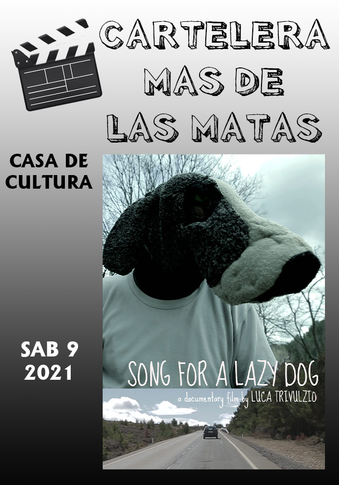 'Song for a lazy dog' en Mas de las Matas