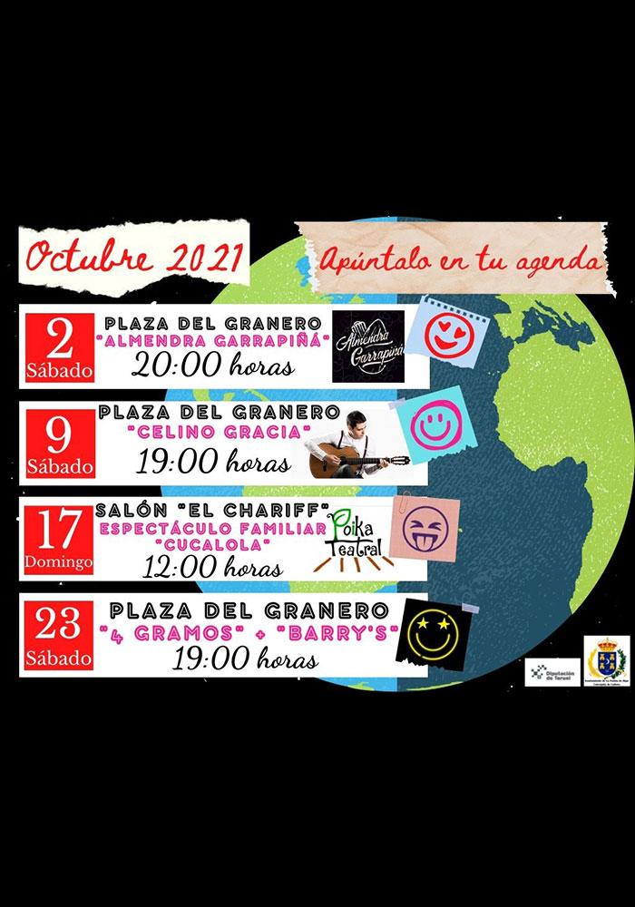 'Apúntalo en tu agenda' en La Puebla de Híjar
