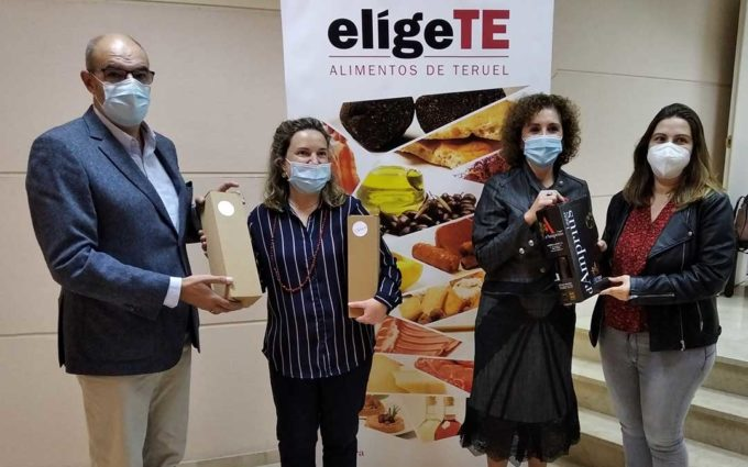 Los vinos de la provincia, protagonistas de 'EligeTE. Alimentos de Teruel'