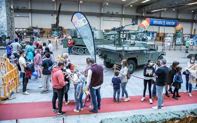 Actividades, ocio y compras para toda la familia en la 80 edición de la Feria de Zaragoza