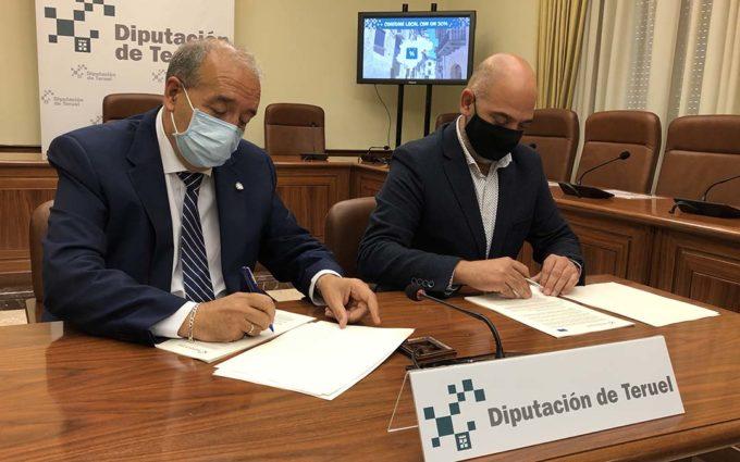La DPT destina 50.000 euros a la emisión de bonos para impulsar el consumo en el comercio rural