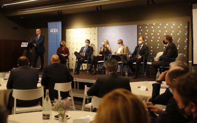 La conectividad, las infraestructuras y la inversión, claves en el futuro de Teruel