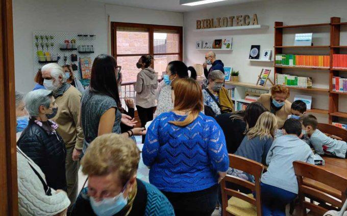La Fresneda estrena nueva biblioteca y sala sociosanitaria