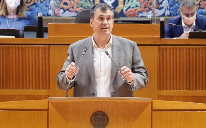 CHA califica de «insuficiente» la inversión prevista para Aragón en los PGE para 2022 y anuncia que presentará enmiendas en el Senado
