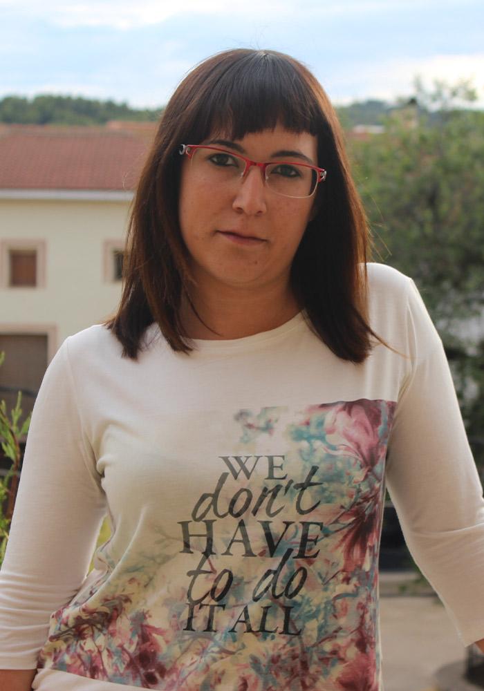 Susana Traver Alcaldesa de Valjunquera