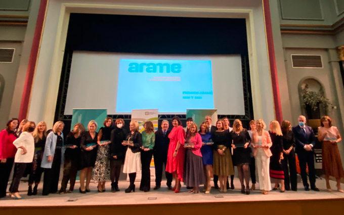 Dos empresarias bajoaragonesas, premio ARAME al Emprendimiento Femenino en el Medio Rural