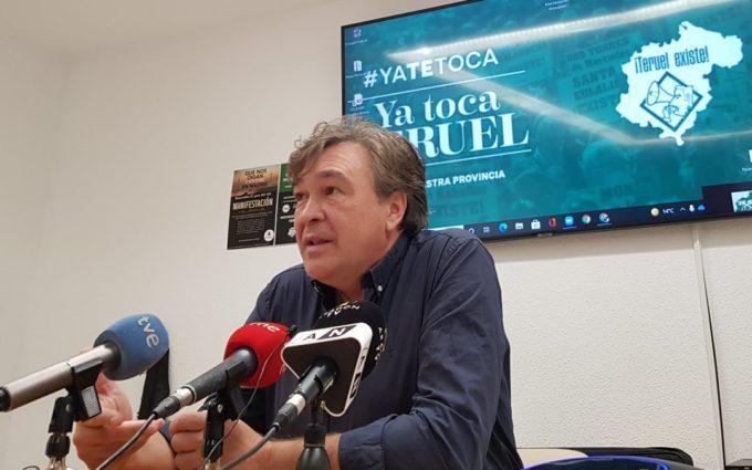 Teruel Existe pide al Gobierno que incluya en los PGE las ayudas al funcionamiento de las empresas para los territorios poco poblados