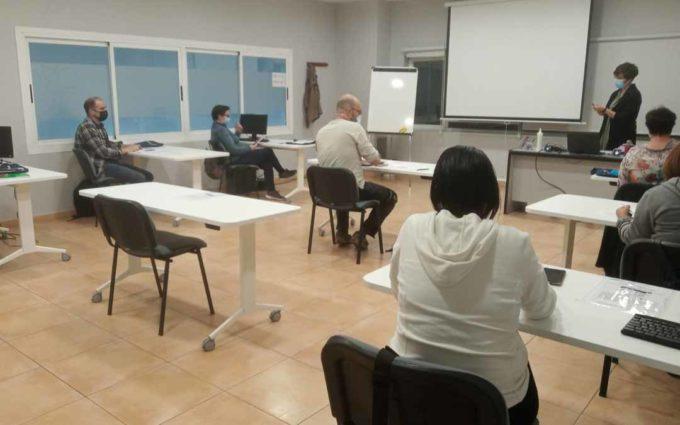 Grupo Arcoiris inicia un curso de formación para carnicería y elaboración de productos cárnicos