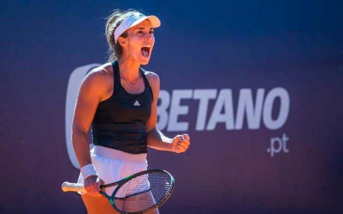 Irene Burillo: «La fortaleza mental es principal pilar de mi tenis»