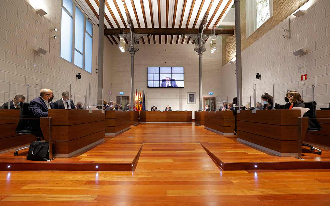 La DPZ aprobó el Pimed 2021 este miércoles / DPZ