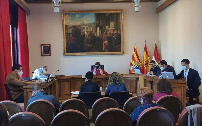 Caspe aprueba en pleno la adhesión al plan Ecoprovincia